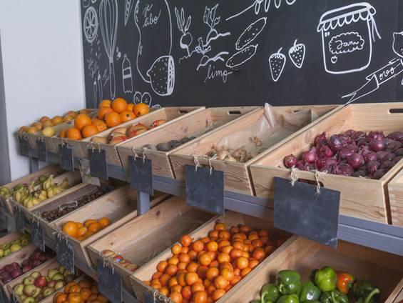 Bauernhof kaufen, Hofladen, Foto: Herrndorff/Fotolia.com