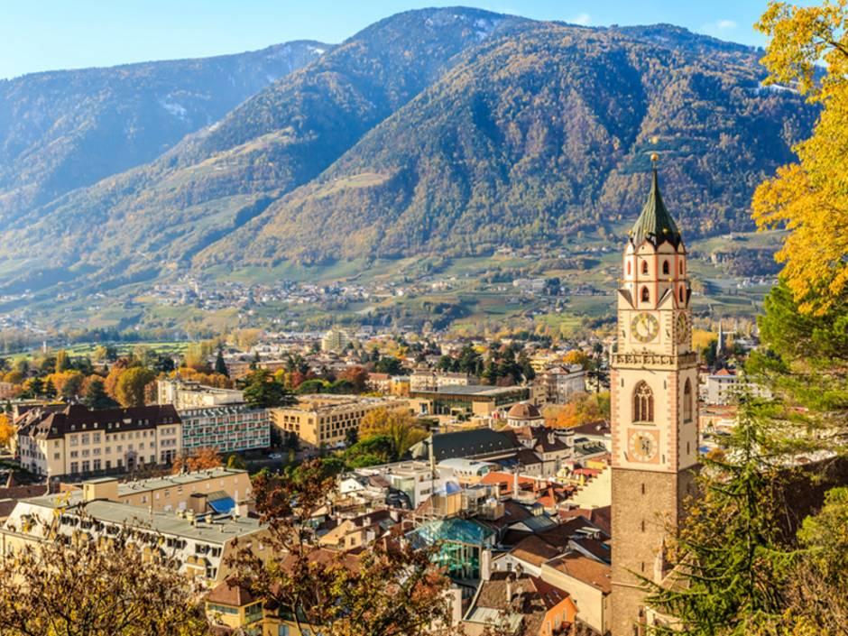 Auslandsimmobilien Italien, Meran, Foto: LHJ PHOTO/fotolia.com