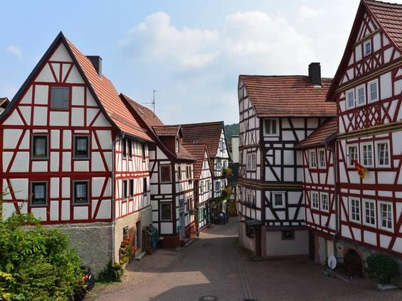 Denkmalschutz Immobilie, Fachwerkhaus, Fachwerk, Foto: Ilhan Balta/fotolia.com