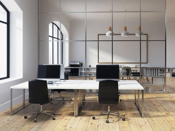 Gewerbeimmobilien, Büroräume, Infrastruktur, Foto: denisismagilov/fotolia.com