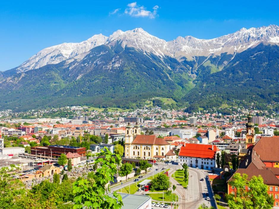 Auslandsimmobilie Österreich, Innsbruck, Foto: saiko3p/fotolia.com