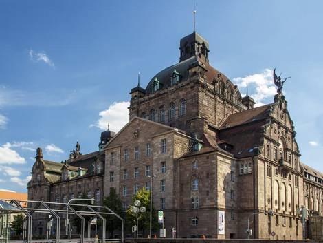 Nürnberg, Opernhaus, Foto: carso80/stock.adobe.com