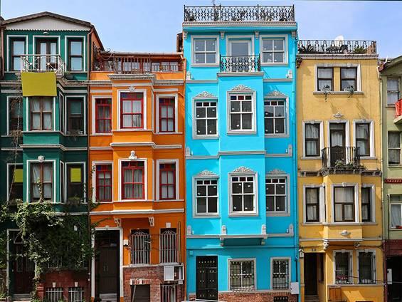 Immobilienkauf Türkei, Istanbul, Balat, Foto: iStock/damlaozyurt
