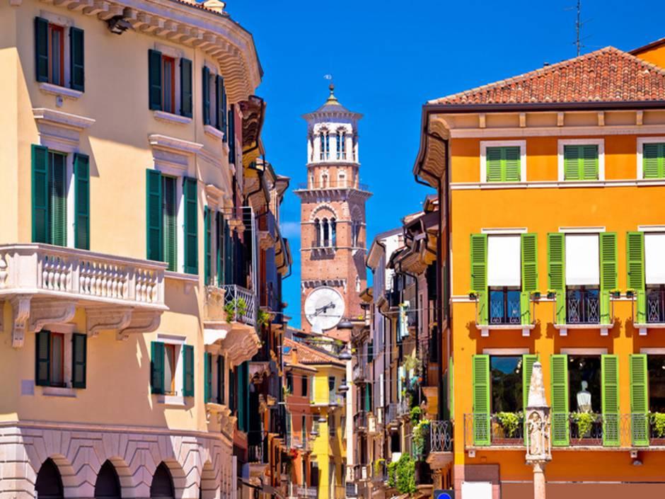 Auslandsimmobilie Italien, Verona, Foto: xbrchx/fotolia.com