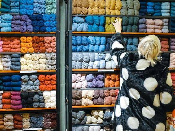 Einzelhandelsimmobilie, Lagerraum, Ladenfläche, Foto: Josh Edgoose/Unsplash.com