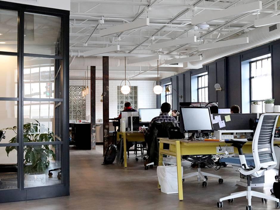 Büro, Praxis, mieten, kaufen, Foto: venveo/unsplash.com