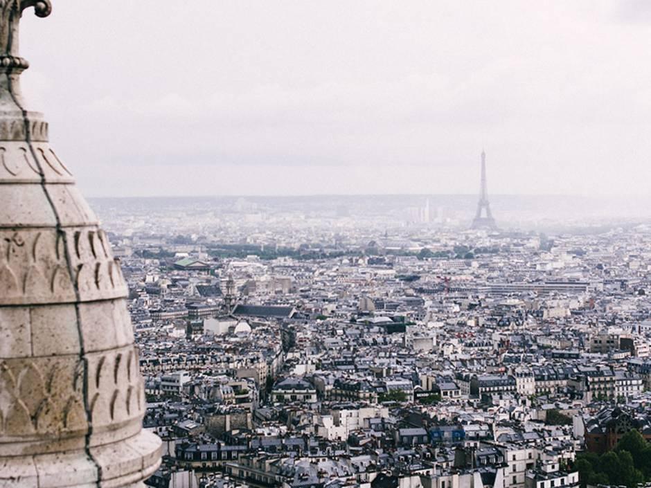 Immobilienkauf Frankreich, Eiffelturm, Foto: Alice Donovan Rouse / unsplash.com