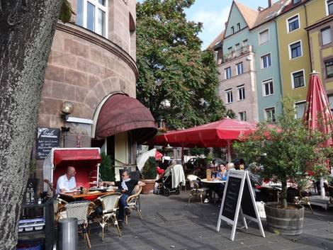 Nürnberg, Westbad, St. Johannes, Foto: immowelt.de/chfeld