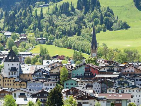 Auslandsimmobilie Österreich, Kitzbühel, Ferienwohnsitz, Foto: ARC Photography/fotolia.com