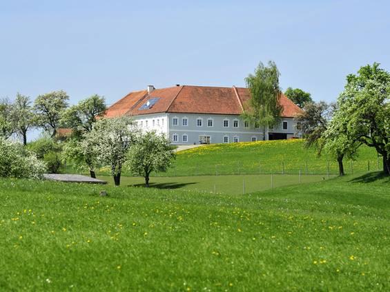 Bauernhaus kaufen, Vierkanthof, Gut, Foto: Wolfgang / fotolia.de