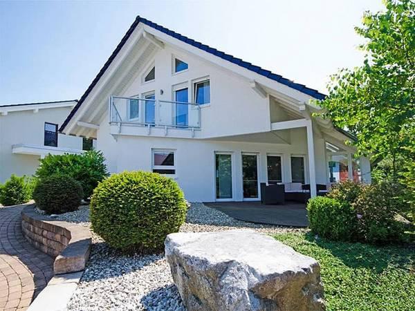 Baufinanzierung, Tilgung, Ansicht eines Einfamilienhauses, Foto: JSB31/stock.adobe.com