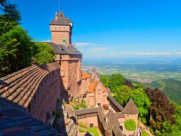Château du Haut-Koenigsbourg, Foto: santosha57/fotolia.com