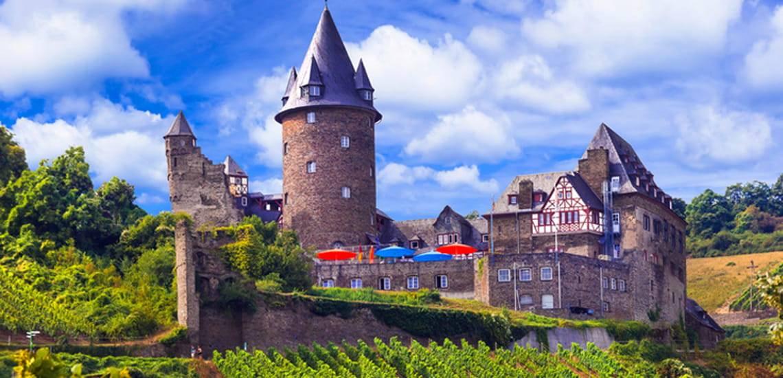 Schloss, Weingut, Foto: Freesurf/fotolia.com