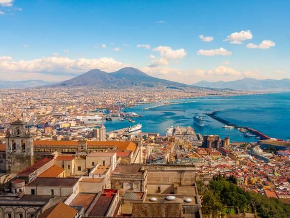 Auslandsimmobilie Italien, Neapel, Foto: pfeifferv/fotolia.com