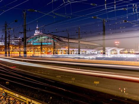 Köln, Hauptbahnhof, Infrastruktur, Foto: CR-Fotografie/adobe.stock.com