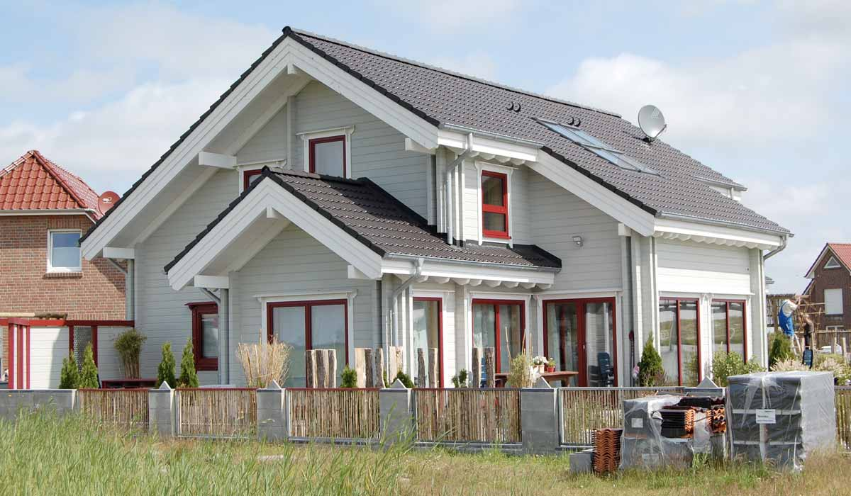 NORWOOD Holzhaus