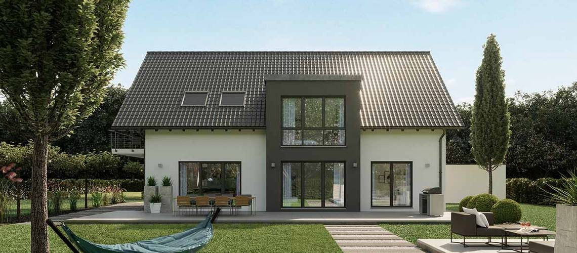 Kern-Haus – Zweifamilienhaus Extend: