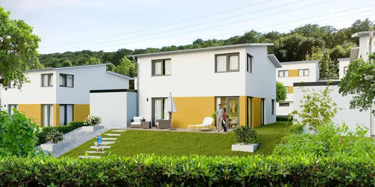 Anhöck & Kellner Massivhaus – Einfamilienhaus