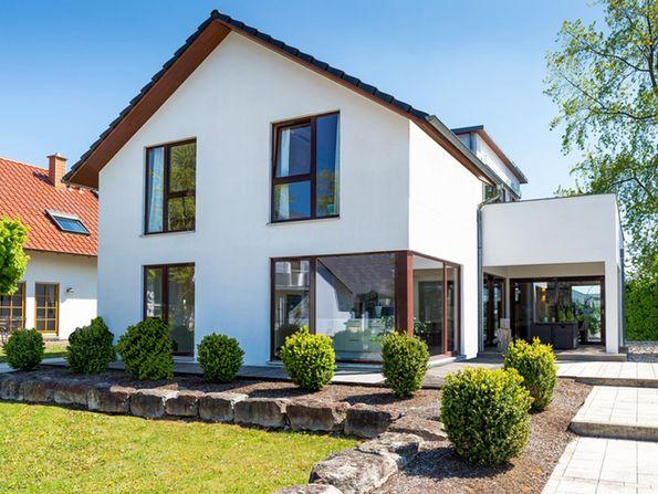 Hausbau, Haus bauen, Einfamilienhaus, Foto: js-photo/fotolia.com