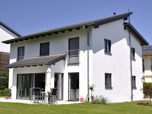 Fertighaus, Dachformen, Foto: jehafo/fotolia.com
