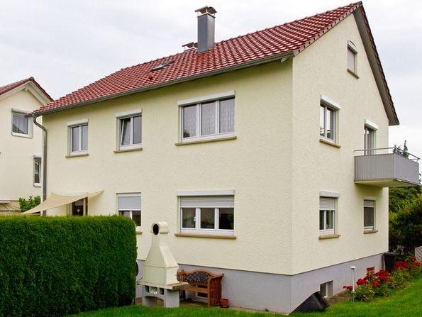 Hausbau, Haus bauen, Zweifamilienhaus, Foto: Jürgen Fälchle/fotolia.com