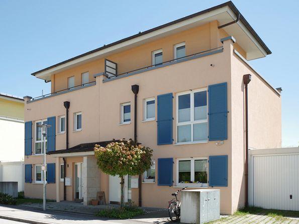 Hausbau, Haus bauen, Doppelhaus, Foto: Wellnhofer Designs/fotolia.com