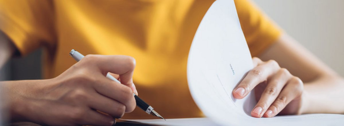 Verkauf abschließen, Tipps für Immobilienverkäufer, Foto: iStock / Sitthiphong