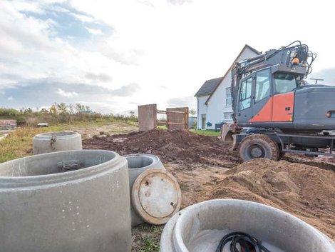 Grundstück, Erschließung, Foto: Schulzfoto/AdobeStock.com