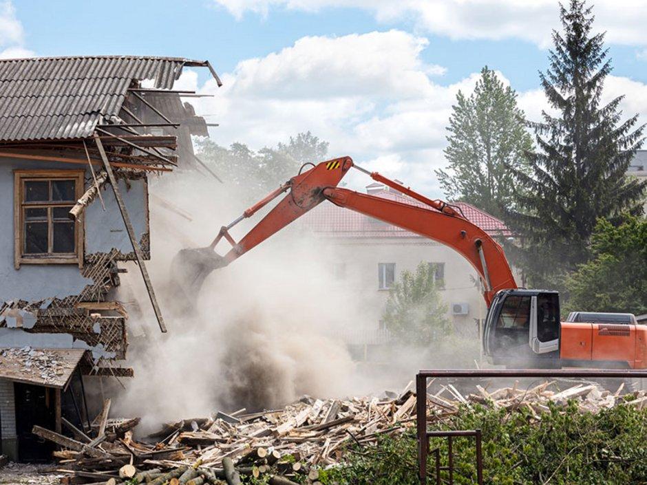 Verwertungskündigung, Abriss, Foto: Mr. Twister / fotolia.com