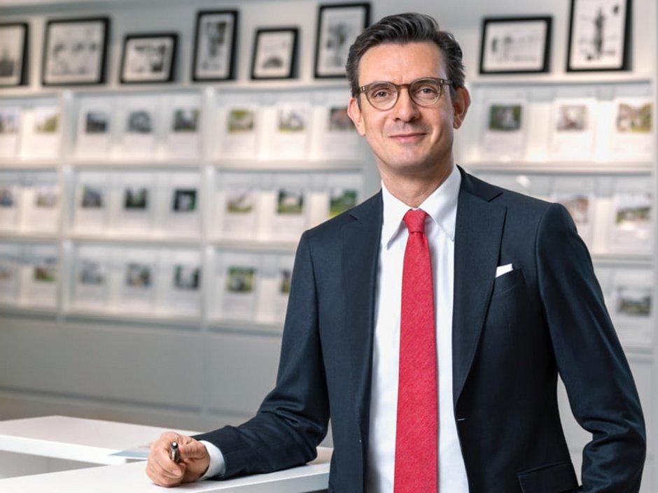 Kai Enders, Vorstandsmitglied der Engel & Völkers AG, Foto: Engel & Völkers AG