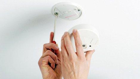 Rauchmelderpflicht, Rauchmelder, Foto: photophonie / stock.adobe.com
