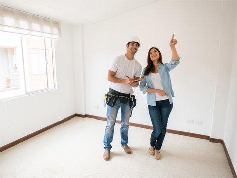 Renovierungsklausel, Renovierung Wohnung, Renovierungspflicht Mieter, Foto: iStock / andresr