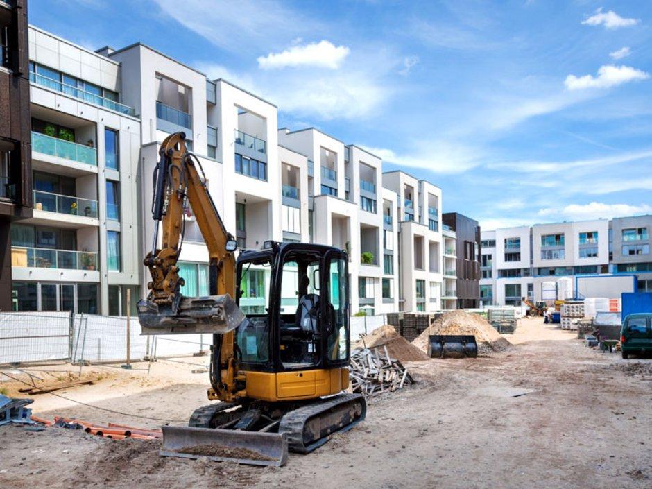 Kaufpreis-Prognose 2030, Baustelle, Foto: iStock.com / Nikada