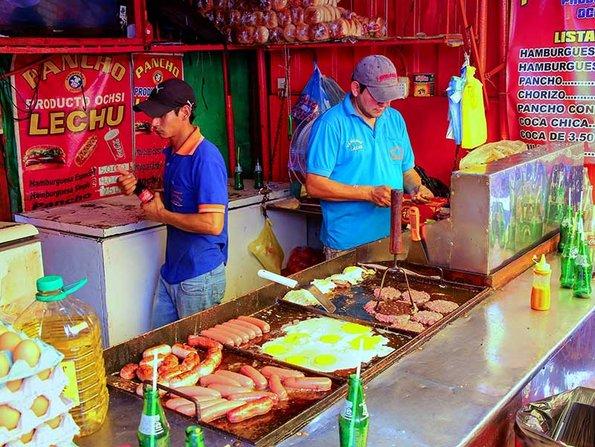 Auswandern Paraguay, Essensstand, Lebenshaltungskosten, Foto: iStock.com/Donyanedomam