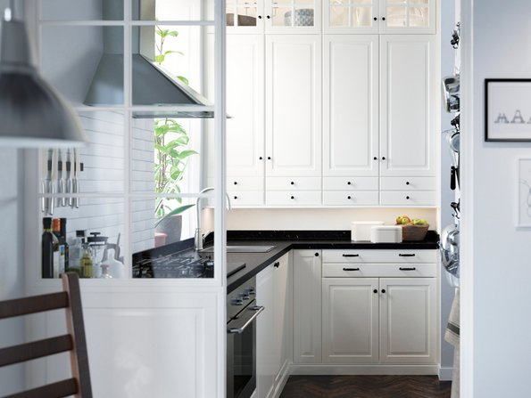 Kleine Küchen, Landhausstil, Foto: Inter IKEA Systems B.V.