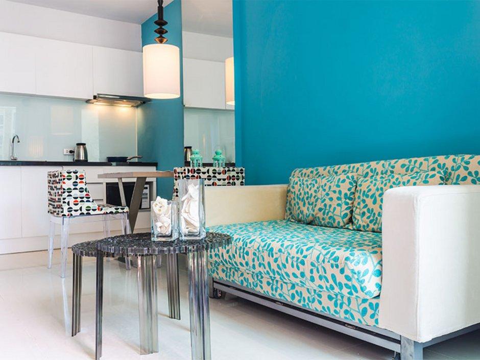 Kleine Wohnung Einrichten So Kommt Die Einzimmerwohnung Gross Raus