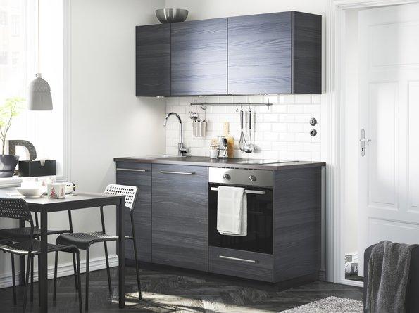 Kleine Küchen, Herd, Spüle, Foto: Inter IKEA Systems B.V.