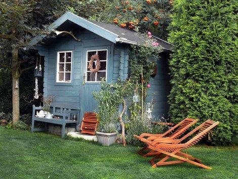 Eigentümer, Gartenhaus, Foto: Hogogo/fotolia.com
