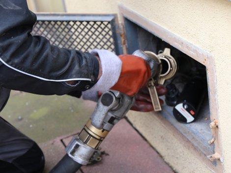 Heizungswartung, Ölheizung, Öltank, Foto: Alex/fotolia.com