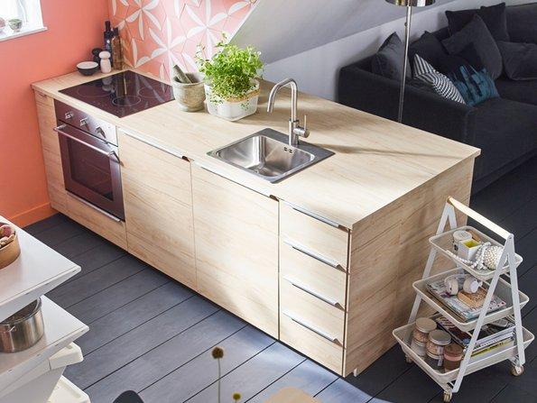 Kleine Küchen, puristisch, Foto: Inter IKEA Systems B.V.