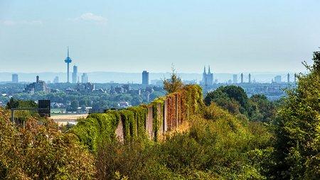Blick auf den Kölner Fernsehturm, Foto: istock.com / querbeet