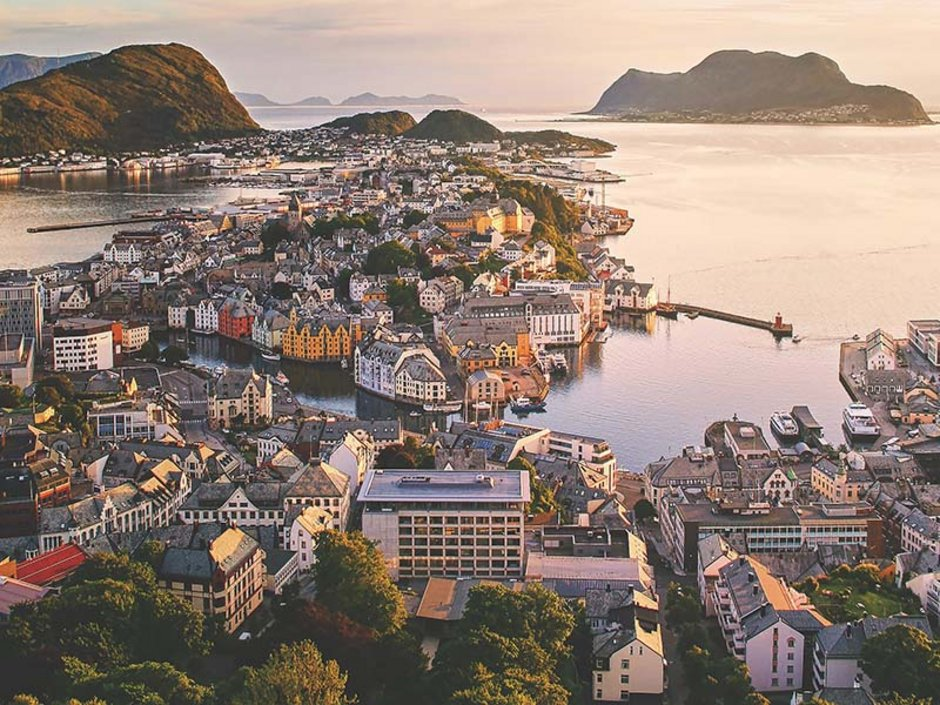 Auswandern Norwegen, Wohnungssuche Norwegen, Foto: Jarand K. Løkeland/Unsplash