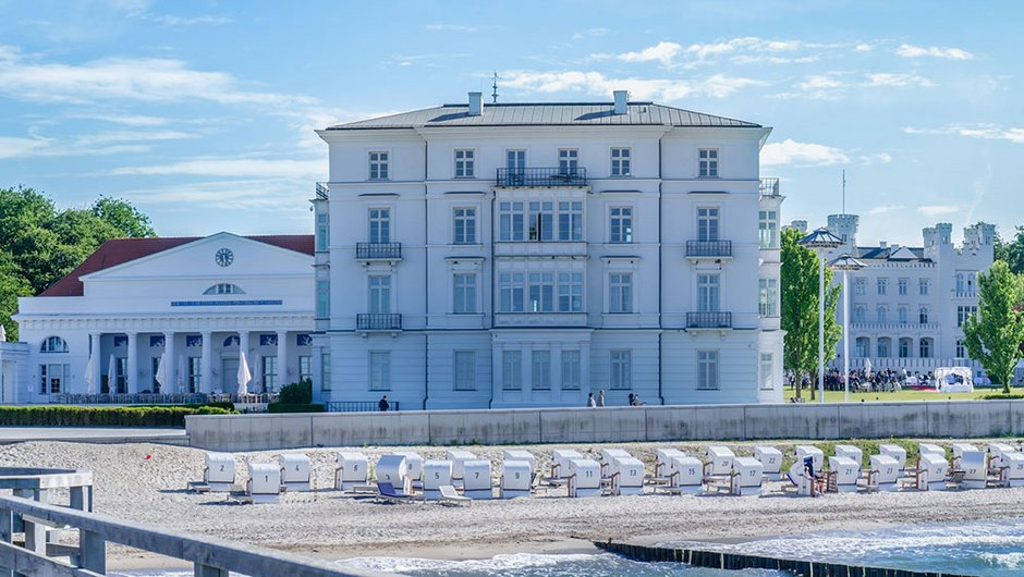 Immobilienfonds, Grand Hotel Heiligendamm, Foto: Take/Fotolia.com