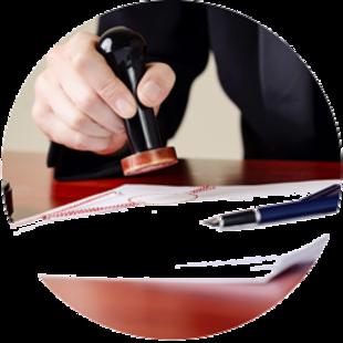 Immobilie geerbt, Verkauf, Notar beurkundet Kaufvertrag, Foto: iStock/djedzura