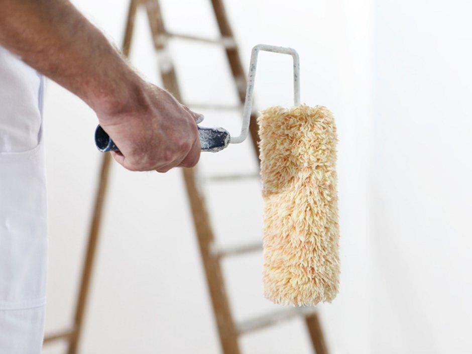 Wande Streichen Tipps Fur Ein Gelungenes Farbergebnis