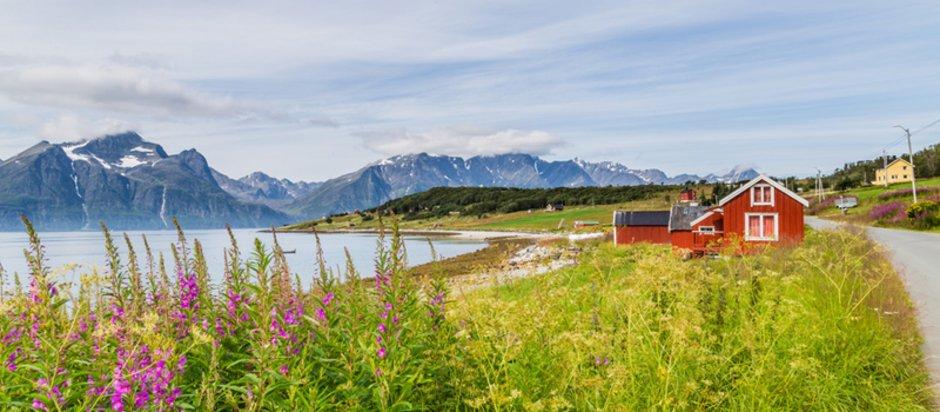 Haus im Ausland finanzieren, Skandinavien, Foto: HildaWeges/fotolia.com