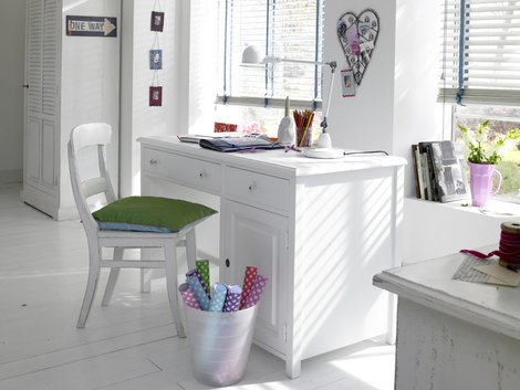 Kinderzimmer, Schreibtisch, Foto: Oliver Furniture