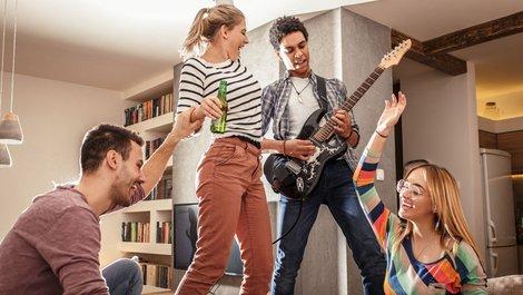 Mieterpflichten, Lärm, Foto: BalanceFormCreative / stock.adobe.com
