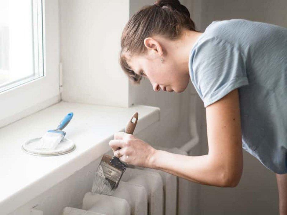 Mietvertrag prüfen, Malerarbeiten, Schönheitsreparaturen, Foto: Aboltin/AdobeStock.com