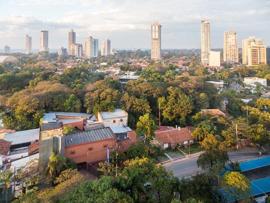 Paraguay auswandern, Hauptstadt Asunción, Foto: Dmitry/stock.adobe.com